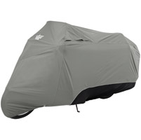 UltraGard Touring Charcoal/Black Bike Cover