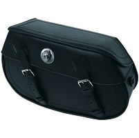 Edge Model 108 Plain Lockable Saddlebags by Kuryakyn