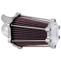 Performance Machine FASTair Air Cleaner Chrome