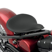 Drag Specialties Large Low Spring Solo Seat