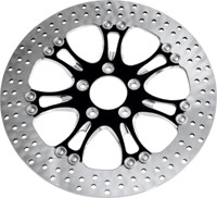 Performance Machine Heathen Platinum Cut Front Disc Rotor
