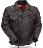 First Manufacturing Co. High End Men's Utility Cruising Jacket