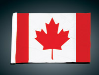 Kuryakyn Canadian Flag