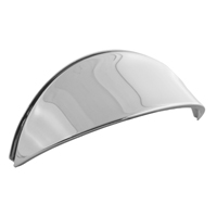 Spring Fork Headlight Visor