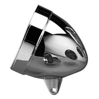 Headwinds 5-3/4″ Chrome Recessed Classic Smooth Headlight Housing