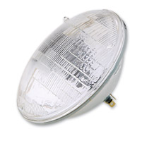 7″ 12-Volt Replacement Sealed Beam Bulb