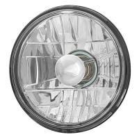 Adjure 'Jewel Faceted' 5-3/4″ Headlight Lamp