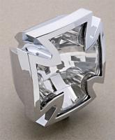 Russ Wernimont Designs Iron Cross Headlight