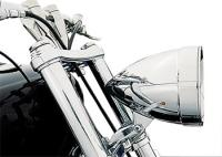 Adjure 5-3/4″ Chrome Smooth Rodeo Drive Headlight Bucket