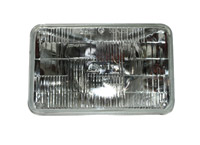 V-Twin Manufacturing Chrome Caddy Style Headlight Replacement Bulb