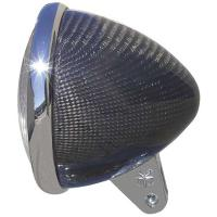 Headwinds 5-3/4″ Carbon Fiber Headlight with Mount