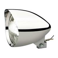Headwinds 5-3/4″ Chrome Aurora Headlight with Mount