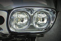 Hell's Foundry Chrome Headlight Surround
