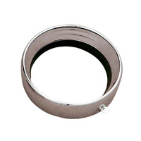 J&P Cycles® Extended Headlight Trim Ring