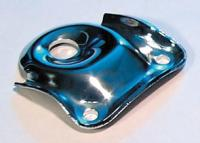 Chrome Headlight Mounting Bracket