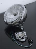 J&P Cycles® 7″ Sealed Beam Headlight Assembly