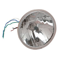 J&P Cycles® 7″ Headlight with Running Light