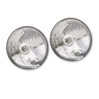 J&P Cycles® Halogen Spotlamps with Diamond Cut Reflector