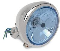 J&P Cycles® Diamond-Style Bottom Mount Headlight