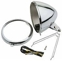 Headlight Shell Assembly