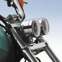 Dual Halogen Headlight Housing
