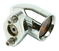 Lazer Star Micro B Style Halogen Lights with Amber Lenses