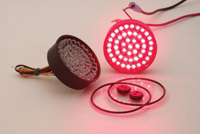 Lazer Star Full Face Retro LED Bulb