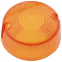 J&P Cycles® Replacement Turn Signal Lens