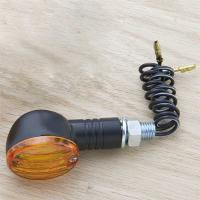 J&P Cycles® Mini Oval Turn Signal Assembly