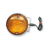 J&P Cycles® Complete Rear Turn Signal Assembly