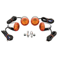 J&P Cycles® Deuce style Turn Signal Kit