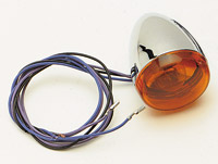 J&P Cycles® Deuce style Rear Turn Signal Assembly
