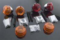 J&P Cycles® Turn Signal Kit