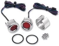 Klock Werks LED Auxiliary Light Kits