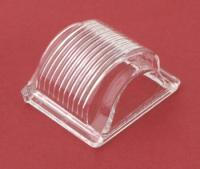 Clear Top Lens for Tombstone Taillight