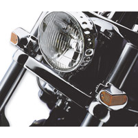 Fork Mount Side View Marker Lights