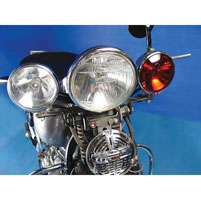 V-Twin Manufacturing Spotlight Bracket Set