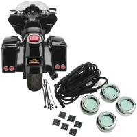 CycleVisions 4-light Bag Light Kit