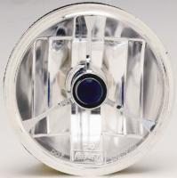 Adjure 4-1/2″ Diamond Cut Trillient, Blue Dot Halogen Spot Lamp