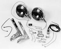 V-Twin Manufacturing Police Pursuit Lamp Kit