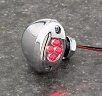 J&P Cycles® 'Mini four' LED Marker Light