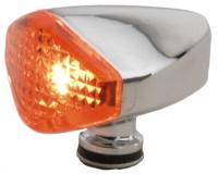 J&P Cycles® Mini Diamond Marker Light