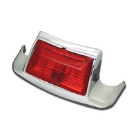 J&P Cycles® Fender Tip Marker Lamp
