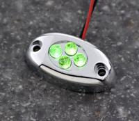 J&P Cycles® 4-Light Accessory LED