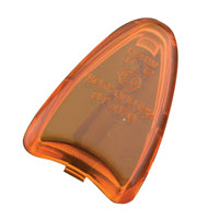 J&P Cycles® Turn Signal Replacement Lens