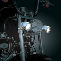 Kuryakyn Clamp-On 3″ Driving Lights