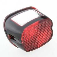 J&P Cycles® Blackout Taillight Lens