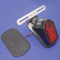 J&P Cycles® Complete Tombstone Taillight