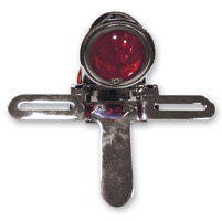 J&P Cycles® Sparto-Style Taillight for Custom Use