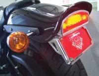 Joker Machine Taillight/License Plate Assembly
